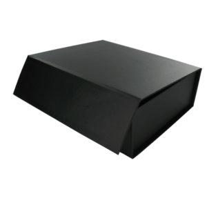 Box cadeau témoin noire