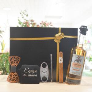 Box cadeau Azurite