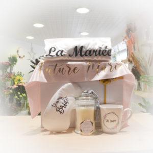Box cadeau mariée